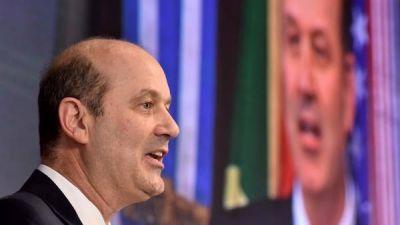 """""""Corregir el rumbo económico nos sumó 12 puntos de inflación"""""""
