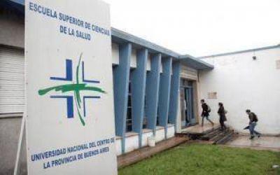 Olavarría: Pedirán que la Facultad de Salud se llame