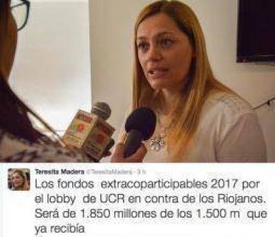 Nación enviará a La Rioja $1.850 millones en 2017