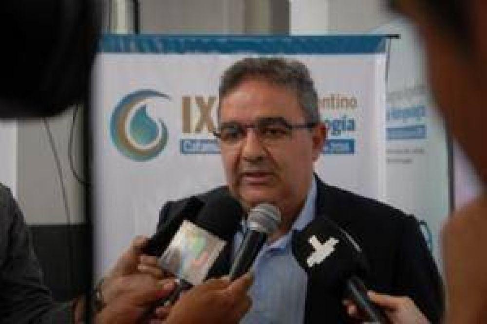 Jalil pedirá la conciliación obligatoria para docentes
