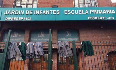 El instituto Pinos de Anchorena dejaría en la calle a docentes y alumnos