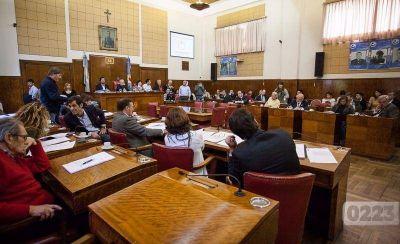 La designación de Magnoler ya llegó al Concejo Deliberante