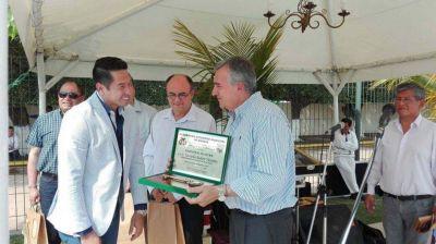 Morales ratific� su apuesta al crecimiento del empresariado