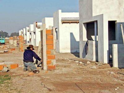 Gestiones apuntando a construir 140 casas