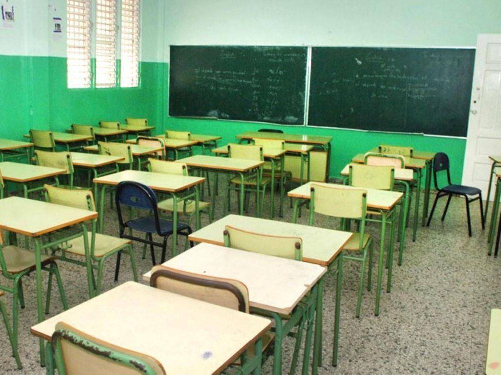 En medio de una protesta nacional, los docentes bonaerenses volverán a parar el martes próximo