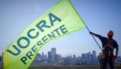 La Legislatura homenajea a la UOCRA