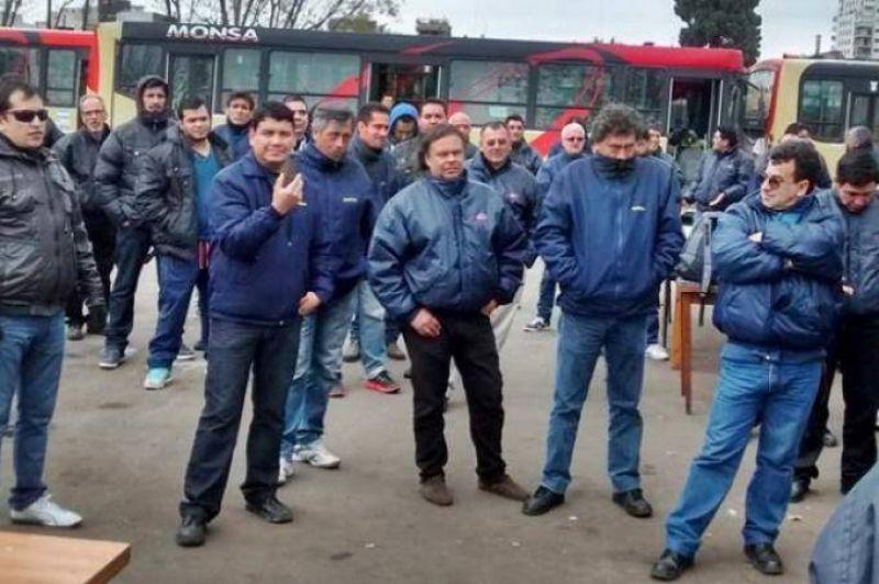 """Trabajadores de la línea 60 denuncian que la compañía """"oculta las actas de inspección"""""""