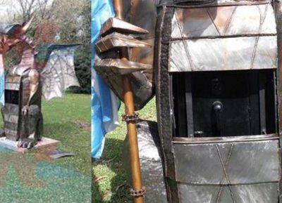 La caja fuerte del Drag�n en Abril: �Carbone supo del allanamiento una semana antes?
