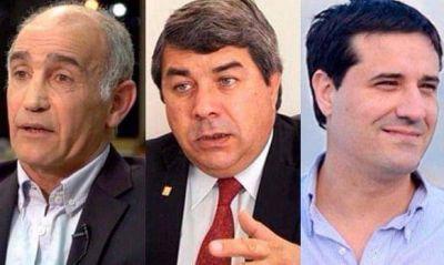 El radicalismo bonaerense acordó la unidad: Salvador, Fernández y Abad