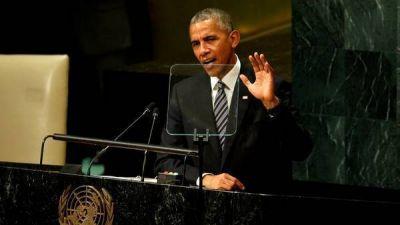 Obama se despidi� de la ONU con una velada cr�tica a Trump y al �populismo vulgar�