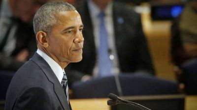 Obama pidi� m�s esfuerzos por Siria en su despedida de la ONU