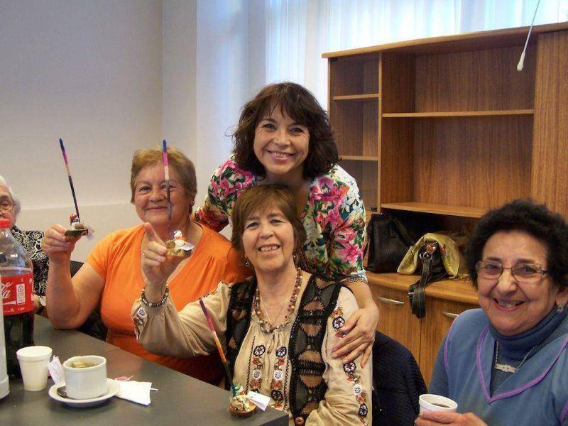 UTHGRA Bariloche agasajó a sus jubilados