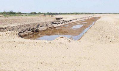 Paraguay avanzó 9 km en la construcción de su nuevo canal en el Pilcomayo