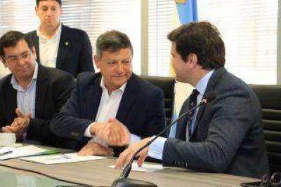 Nación y provincia acordaron promover y concretar la radicación de inversiones locales y extranjeras en el Chaco
