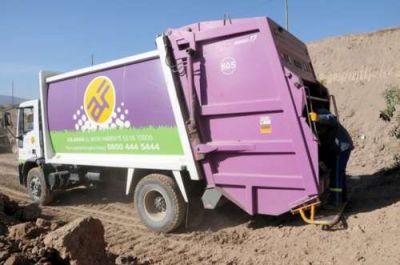 Otra empresa se haría cargo del tratamiento final de la basura