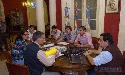 Chaco-Corrientes: Comisión Coordinadora analizó propuestas de pliegos licitatorios