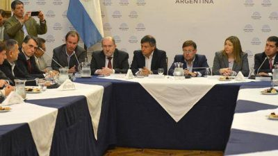 Bordet se sum� a los gobernadores que piden m�s fondos a Naci�n para 2017