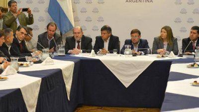 Bordet se sumó a los gobernadores que piden más fondos a Nación para 2017
