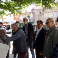Firmaron un convenio que repudia la discriminaci�n de los graffitis en las paredes