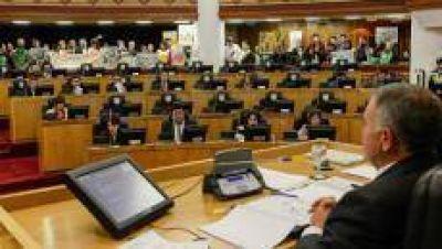 La Legislatura pone en debate la ley de emergencia en seguridad