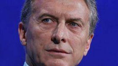 Macri admiti� que no hablaron de soberan�a con la premier brit�nica