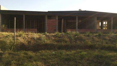 En 20 días volverán a licitar la inconclusa obra del jardín 905 de Otamendi