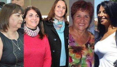 Paridad de género: en el Concejo Deliberante de San Martín, la mitad de sus miembros serán mujeres