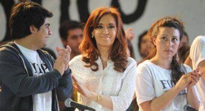 Empez� el operativo clamor: le piden a Cristina que sea candidata