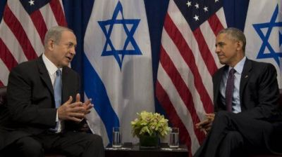 Obama y Netanyahu se reunieron por última vez