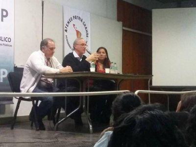 Debate sobre el actual sistema de salud pública