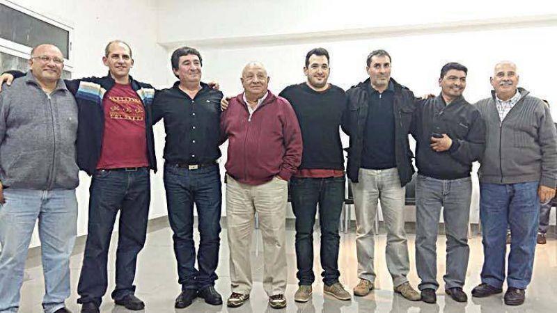 Rocha es el nuevo secretario general de los metalúrgicos