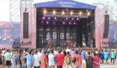 Tecnópolis es todo un éxito y Lombardi viene el sábado
