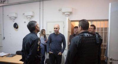 Exclusivo: Larreta fusiona la Federal y la Metropolitana y crea una nueva policía