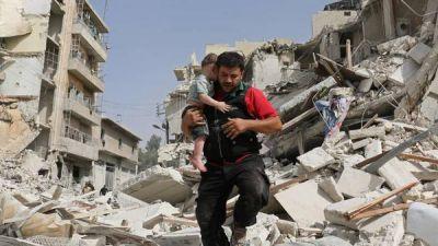 EE.UU. exige a Rusia que deje de bombardear en Siria