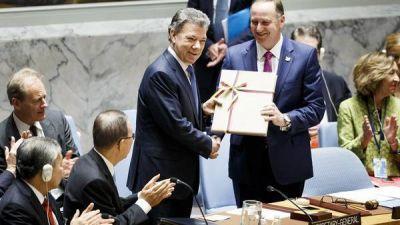 Santos lleva aire fresco a la ONU con su acuerdo de paz con las FARC