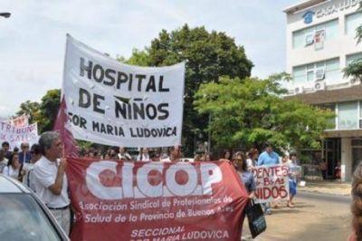 M�dicos iniciaron paro de 48 horas en los hospitales bonaerenses