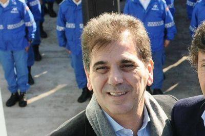 """Ritondo se mostró con opositores y reafirmó la necesidad de """"confrontar"""" al narcotráfico"""