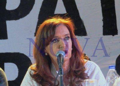 CFK insisti� con la creaci�n de