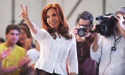 CFK reclamó la unidad:
