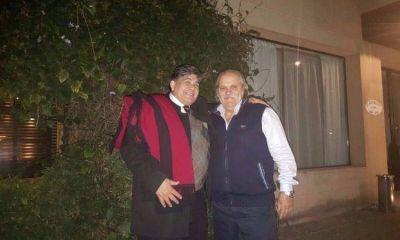 Granados e Ishii, unidos por el rechazo a CFK y los guiños al Gobierno