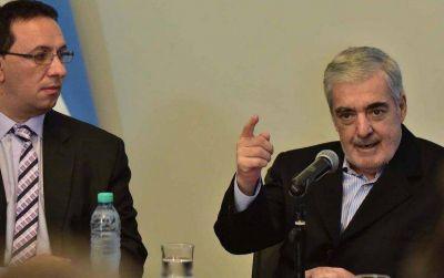 El gobernador Das Neves ratific� sus cuestionamientos