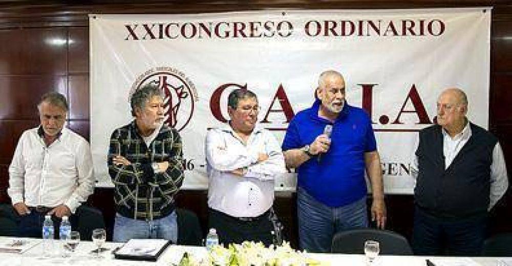 El Congreso de la Casia aprobó la Memoria y Balance 2015 con superávit