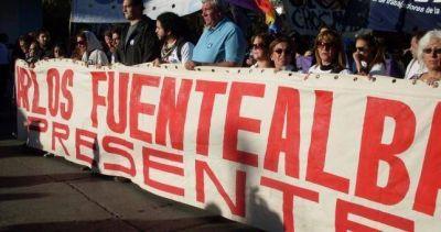 La CTA marca la conexi�n entre el trabajador baleado y la muerte de Fuentealba