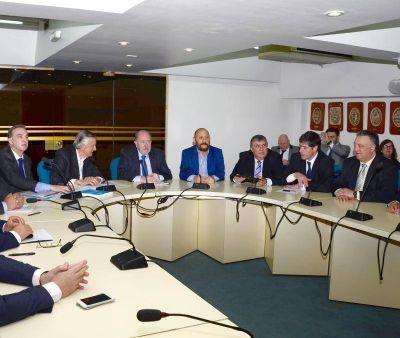 Fuertes gestiones de Insfrán para asegurar los derechos de Formosa en el Presupuesto nacional