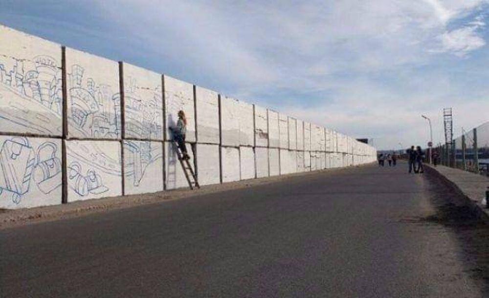 De murales, submarinos y frenos de mano