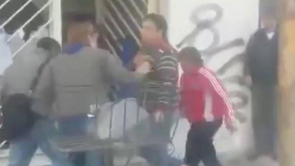 Así fue el ataque a tiros a un delegado sindical en Neuquén