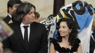 Investigan por millonarias irregularidades a la nuera de Cristina Kirchner