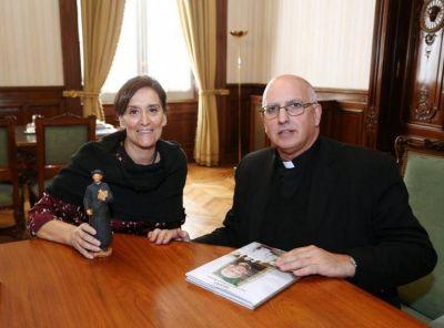 Mons. Olivera pidi� que se declare de inter�s nacional la canonizaci�n del Cura Brochero