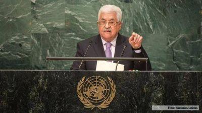Duro pronunciamiento de Abbas ante la ONU