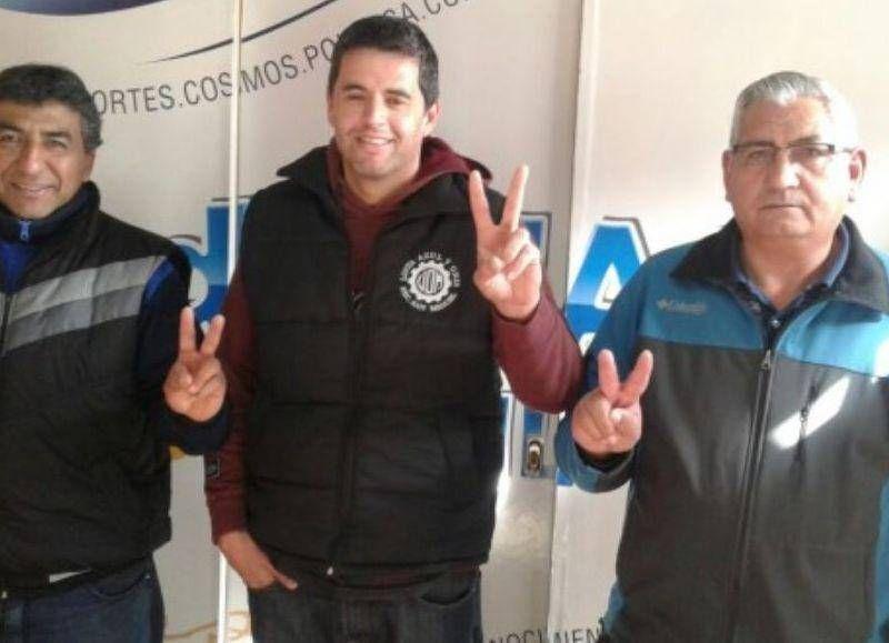 Diego Espeche es el nuevo secretario general de la UOM, seccional San Miguel